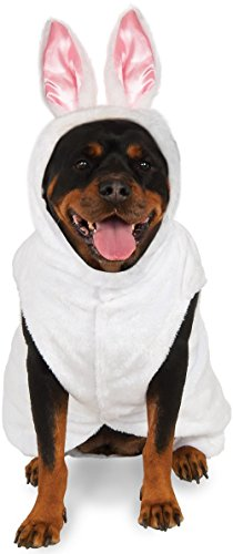 Big Dog Boutique Bunny Hoodie, (Bunny Costume For Dogs)