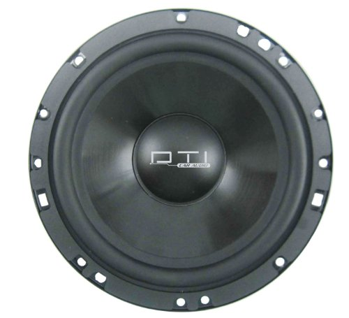 DTI Car Audio DTIDS66CK 6.5-Inch 2-Way Component Speakers by DTI Car Audio