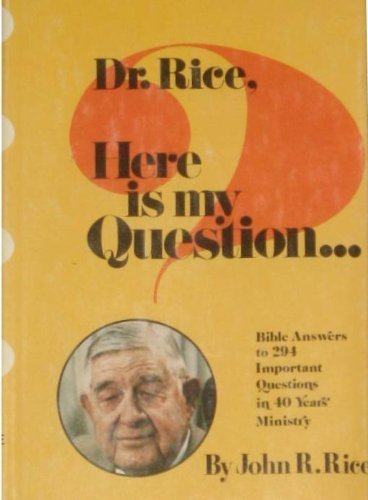 dr rice here is my question - 3