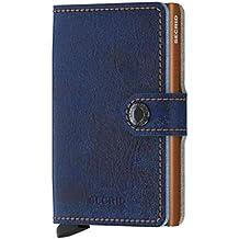 Secrid Miniwallet Indigo 5 Mens Cardholder RFID Wallet