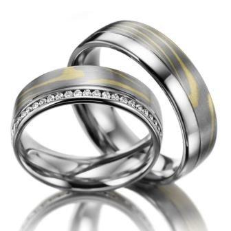 Mokume Gane Wedding Rings Wedding Rings Amazoncouk Jewellery