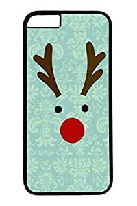 iPhone 6 Case, Personalized Unique Design Covers for iPhone 6 PC Black Case - Cute Beer