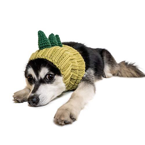 Dino Dog Costumes - Zoo Snoods Dinosaur Dog Costume -