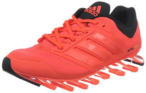 adidas(アディダス) ランニング シューズ Springblade Drive メンズ ソーラーレッド/コアブラック/ソーラーレッド D73957 27.0cm