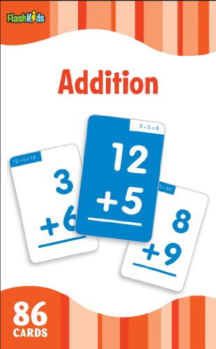 Addition (Flash Kids Flash Cards) (Addition And Subtraction Problems For 2nd Graders)