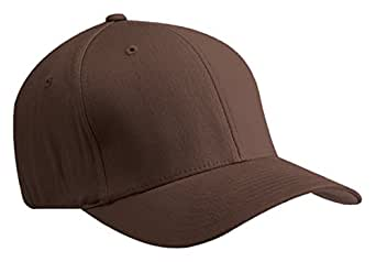 Yupoong womens Flexfit 6-Panel Structured Mid-Profile Cap (5001)