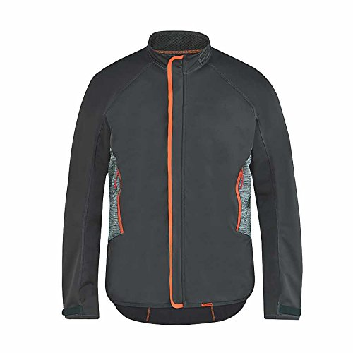 BRP SeaDoo Men's Windproof Element Riding Jacket Black (XX-Large) by Sea-Doo