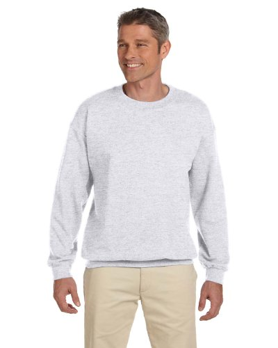 Hanes Men's Ultimate Cotton Heavyweight Crewneck - Hanes Heavyweight Sweatshirt