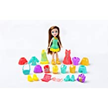 Mattel Polly Pocket Lila Fashion Collection