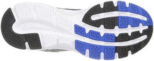 Fila Men's Memory Maranello 4 Running Shoe Metallic Silver/Black/Prince Blue find great online brand new unisex cheap price nZjQ2O