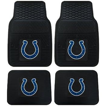 Amazon Com Nfl Indianapolis Colts Car Floor Mats Heavy