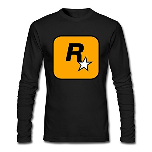 XIULUAN Men's Smuggler's Run Warzones Game Long Sleeve T-shirt XXXL ColorName (Advance Wars Shirt)
