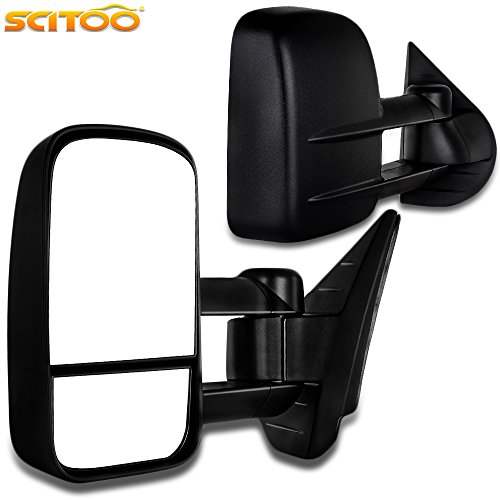 07 chevy 1500 tow mirrors - 7