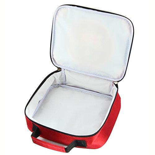 MANCHESTER CITY FC prodotto ufficiale bambini sacchetto del pranzo di nuovo BULLSEYE
