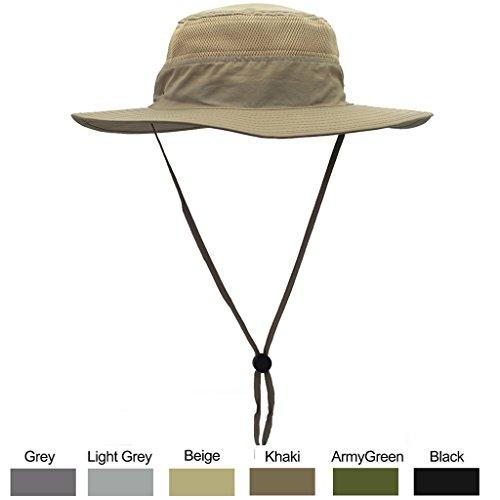 WELKOOM Sun Hat for Men & Women, Wide