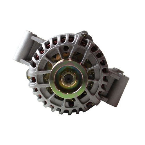 [TYC 2-08261 Replacement Alternator for Ford Focus] (Heavy Duty Alternator Rotors)