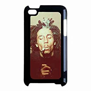 Bob Marly Phone Funda,iPod Touch 4th Phone Funda,Hard Funda,Jamaican Singer-Songwriter Phone Funda
