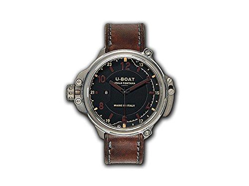 U-Boat Capsule Automatic Watch, Titanium, 50mm, Limited Edition, 7469