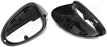 Replacement Style For Porsche Macan Carbon Fiber Mirror Cover 2014 2015