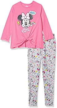 Disney Minnie Mouse Short Sleeve T-Shirt Legging Sets