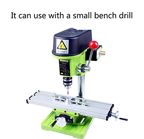 Multifunction Worktable Milling Working Table Milling Machine Compound Drilling Slide Table For Bench Drill by MYSWEETY (Image #6)