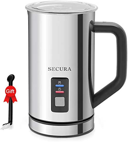 Secura Automatic Electric Milk Frother and Warmer 250ml