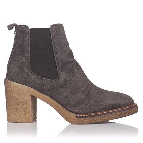 ALPE ,  Damen chelsea boots Grau