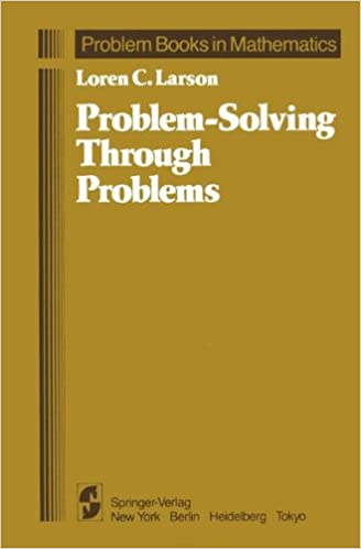 Amazon.com: Problem-Solving Through Problems (Problem Books in ...