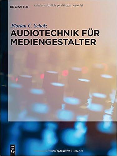 Descargar Con Torrent Audiotechnik Für Mediengestalter Documentos PDF