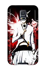 Excellent Galaxy S5 Case Tpu Cover Back Skin Protector Bleachs Free