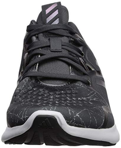 adidas Women's Edgebounce Grey/Black/White 5.5 M US by adidas (Image #4)