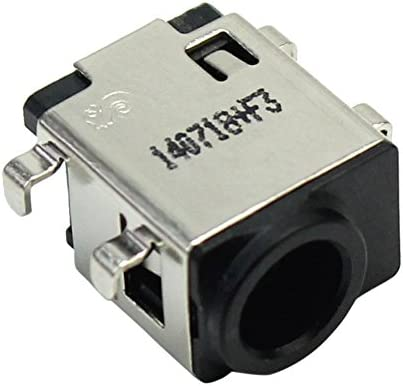 Gintai DC Power Jack Charging Socket Port Replacement for Samsung N128 N150 N220 R530 R580 R780 QX410 QX510 RV510 R480 R540 R730 2DC3006-000111
