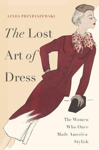 The Lost Art of Dress: The Women Who Once Made America Stylish - Ivy Blazer Buttons