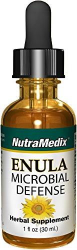 NutraMedix - Enula Microbial Defense, 1 Ounce