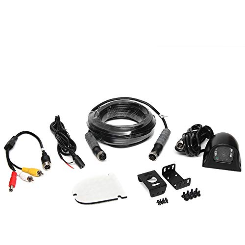 Rear View Safety 120° Right Side Camera with RCA Connection RVS-775R by Rear View Safety (Image #3)