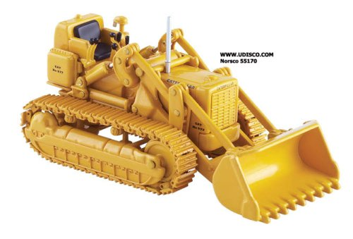 Cat Scale Model Construction Vehicles, 977 TRAXCAVATOR by Norscot Group