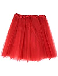 Tapp Collections™ Women's Classic Elastic, Multi-layered Tulle Tutu Skirt