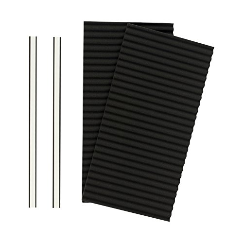 Duck brand air conditioner foam insulating panels 18 inch for 18 inch window air conditioner