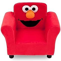 Sesame Street Elmo Upholstered Chair by ...