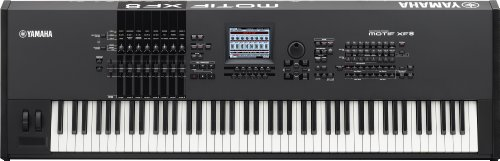 Yamaha Motif Music Production Synthesizer