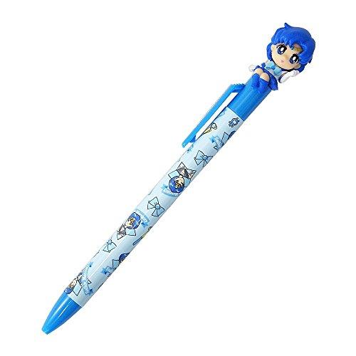 - Sailor Moon 5 Sailor Mercury ballpoint pen Sunstar Stationery