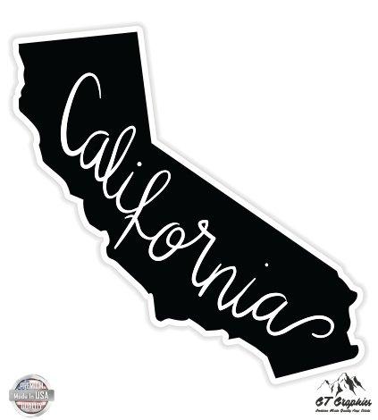 California State Shape - 3