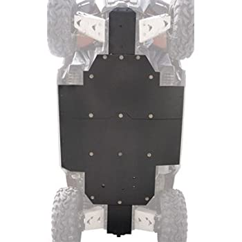 2009-10 Polaris Ranger 500 /& 2010-14 Ranger XP 800 XP 800 6x6 Full Size Belly Skid Plate by EMP