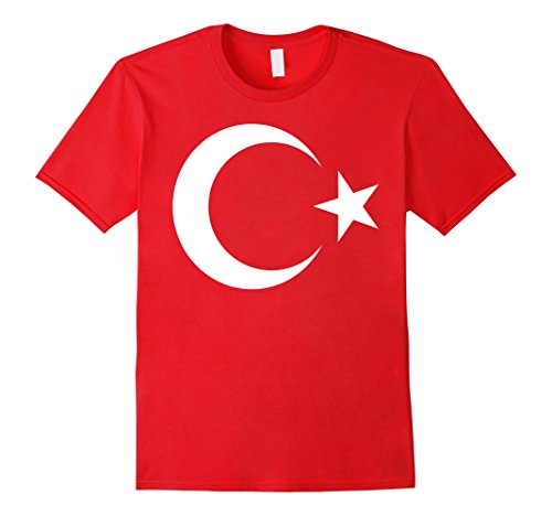Turkey Flag T-shirt - 8