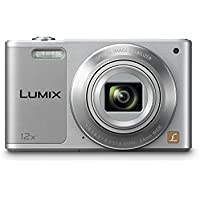 Panasonic Lumix DMC-SZ10 Digital Camera (Silver) - International Version (No Warranty) Review Review Image
