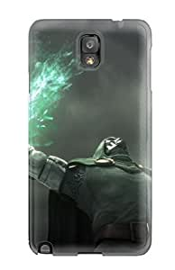 New Doctor Doom Tpu Case Cover, Anti-scratch AmyAMorales Phone Case For Galaxy Note 3