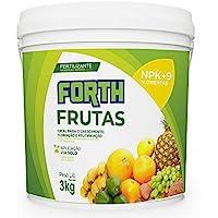 Fertilizante Adubo Forth Frutas 3 Kg - Balde