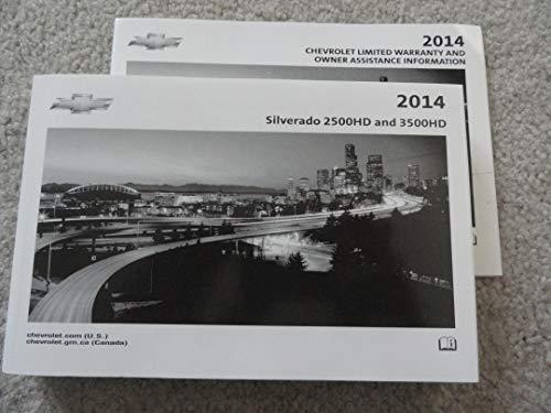 2014 Chevrolet Silverado 2500HD 3500HD Owners Manual