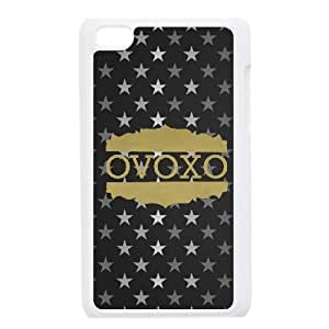 Ipod Touch 4 Case Cell phone Case Drake Ovo Owl Plastic Vkha Durable Cover