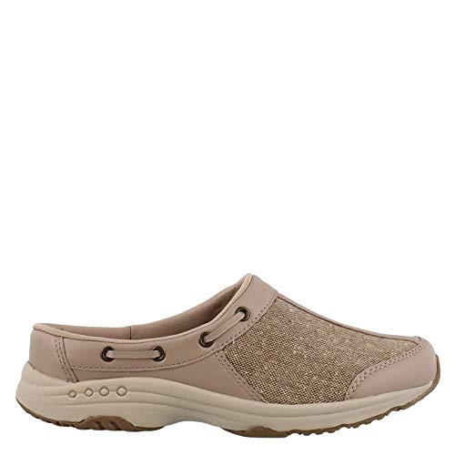 Easy Spirit Women's, Travelport Clog Taupe 8 M